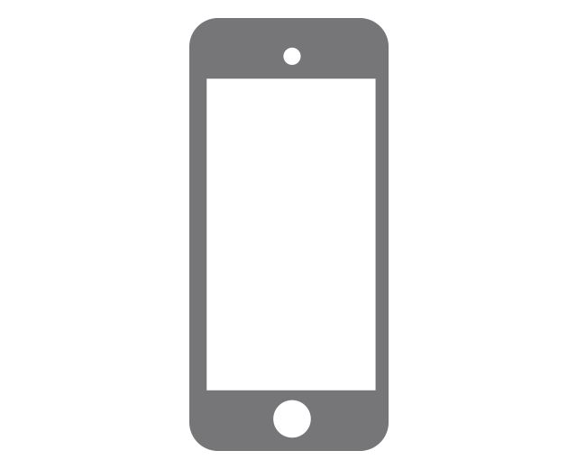 For sale - Refurbished iPod touch 16GB Black & Silver (5th generation, non-iSight camera)