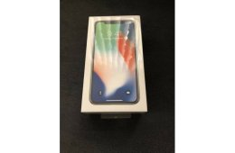 Brand New - iPhone X 64 GB Silver