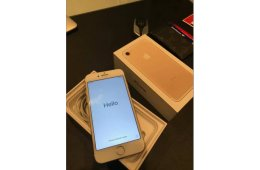 iPhone 7 (T-Mobile, 16GB, Gold, Box and Charger)