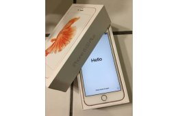 Unlocked Apple iPhone 6s+ Plus with 16GB (Rose Gold) THE BIG PHONE