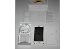 Nice Gold iPhone 6s with 16GB (Unlocked)
