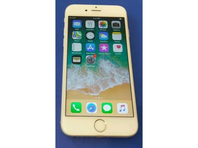 Silver Apple iPhone 6s with 64GB (Unlocked for any service provider)