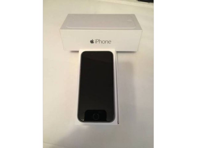 Apple iPhone 6 with 64GB (Unlocked) Space Gray