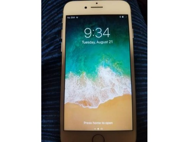 White iPhone 7 32gb unlocked