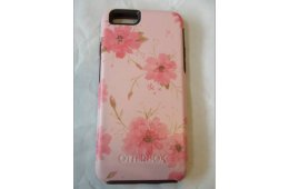 Genuine OTTERBOX SYMMETRY Series CASE for iPhone 6 / 6S, PINK FLORAL
