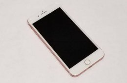 7 Plus 32GB Rose Gold Unlocked