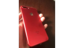 UNLOCKED IPHONE 7 PLUS RED LIMITED EDITION