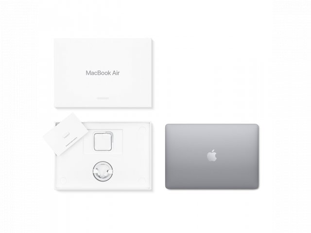 For sale - Refurbished 13.3-inch MacBook Air 1.6GHz dual-core Intel Core i5 with Retina Display - Space Gray