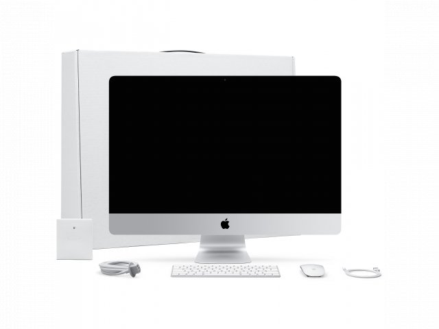 For sale - Refurbished 27-inch iMac 3.8GHz quad-core Intel Core i5 with Retina 5K display