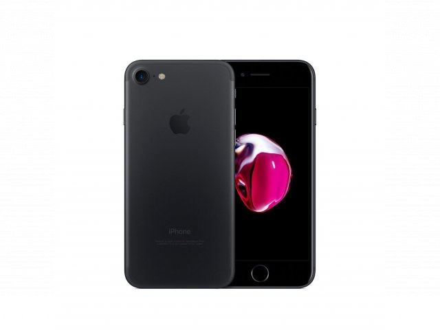 For sale - Refurbished iPhone 7 128GB - Black (Unlocked)