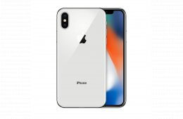 For sale - Refurbished iPhone X 256GB - Silver (Unlocked)