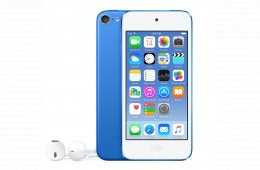 For sale - Refurbished iPod touch 64GB Blue (6th generation)