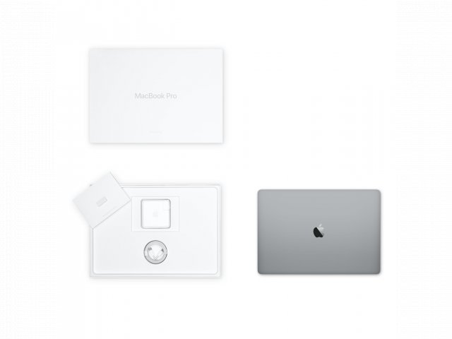 For sale - Refurbished 15.4-inch MacBook Pro 2.6GHz 6-core Intel Core i7 with Retina display - Space Gray
