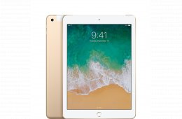 For sale - Refurbished iPad Wi-Fi + Cellular 32GB - Gold (5th generation)