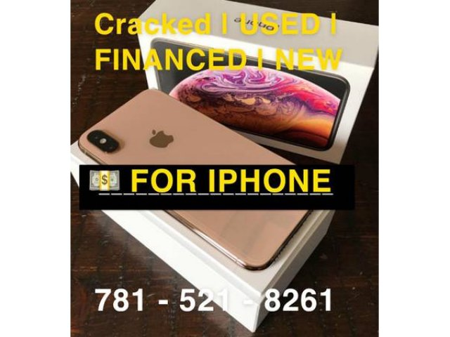 We Buy iPhone - Cash Money Instant- for the iPhone XS MAX | NEW USED SEALED