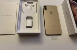 For Sale - iPhone XS MAX 256GB Gold Unlocked - New unboxing