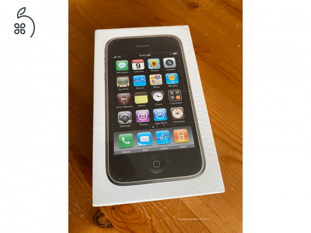 For Sale Brand new Apple iPhone 3Gs White 16GB sim free unactivated
