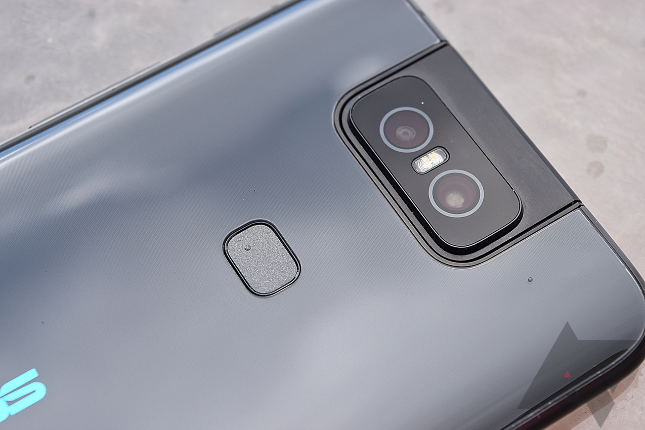 New update for ASUS Zenfone 6 with camera improvements