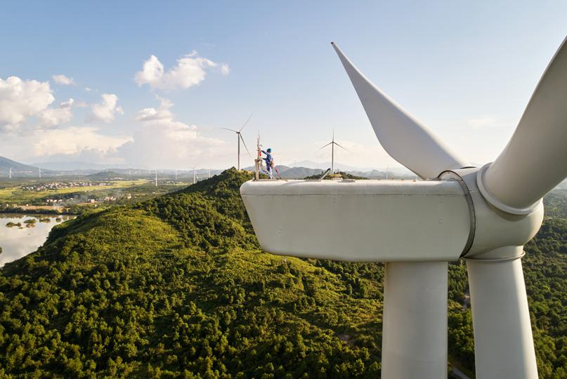 Apple's China Clean Energy Fund Invests in Three Wind Farms