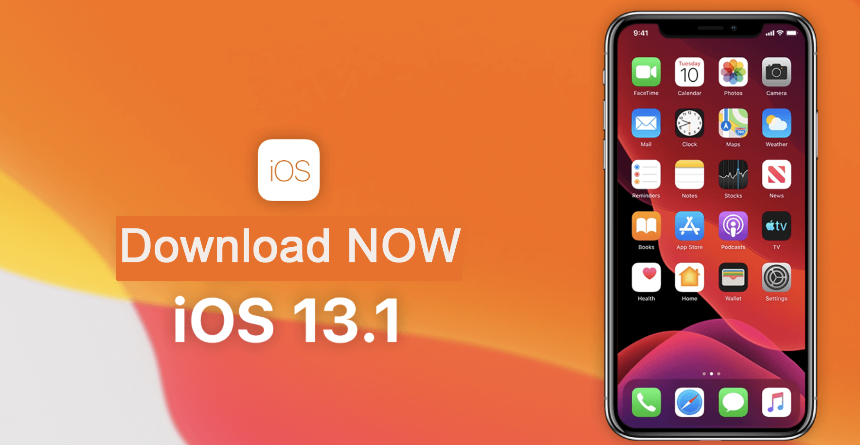 iOS 13.1 Arrived today, download is recommended to every iPhone user