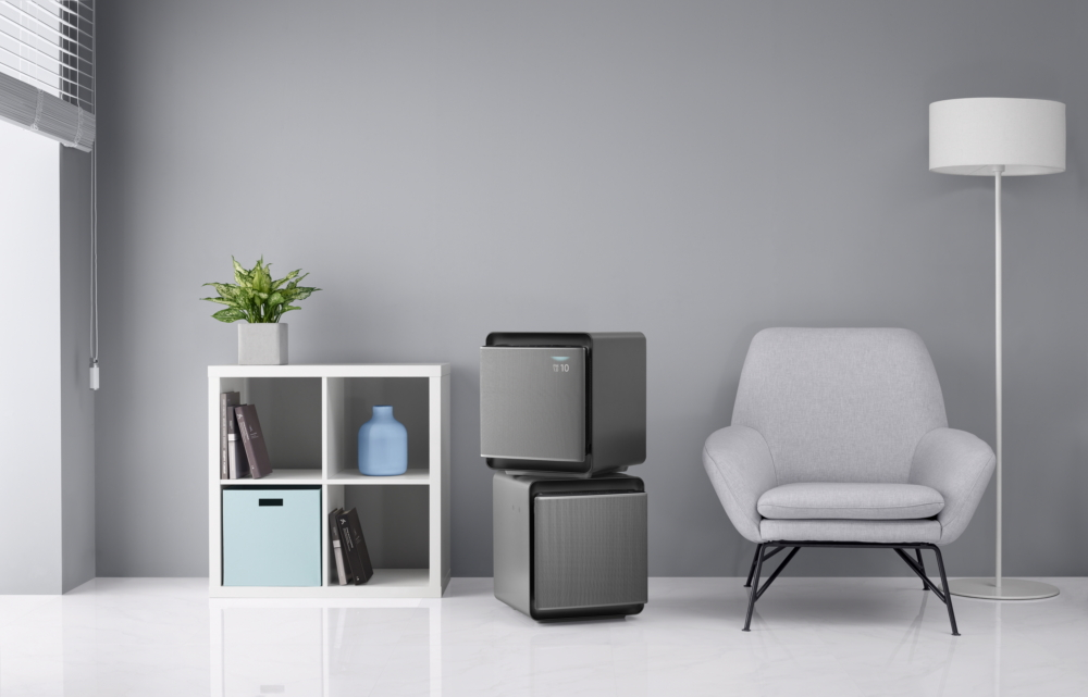 Samsung announces new lineup of air purifiers
