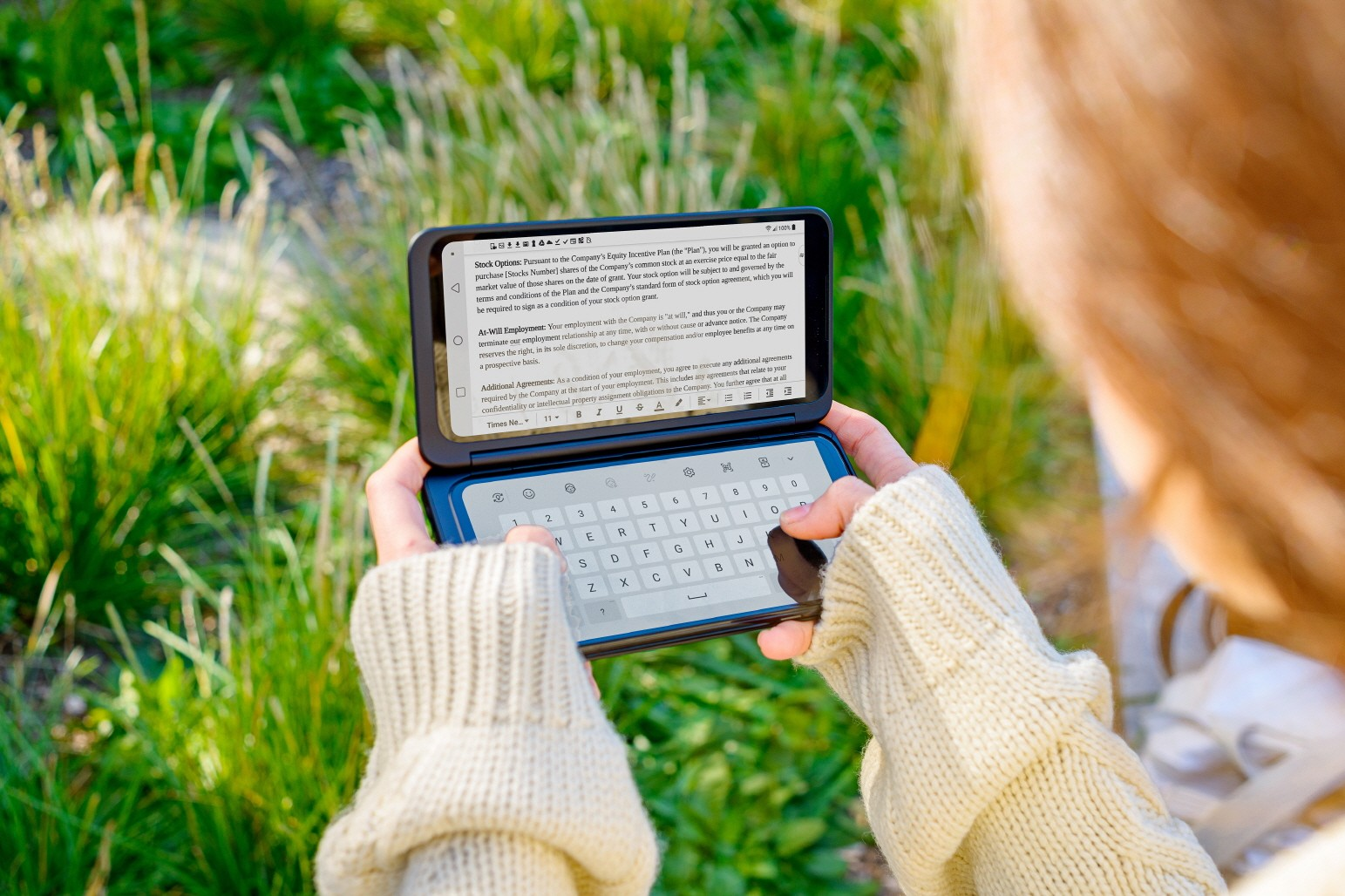 LG rolls out new dual screen ThinQ