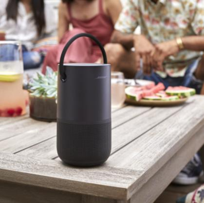 Portable home speaker from Bose