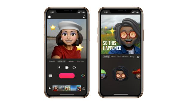 Clips for iOS, iPadOS now features Memoji, Animoji, new stickers, more