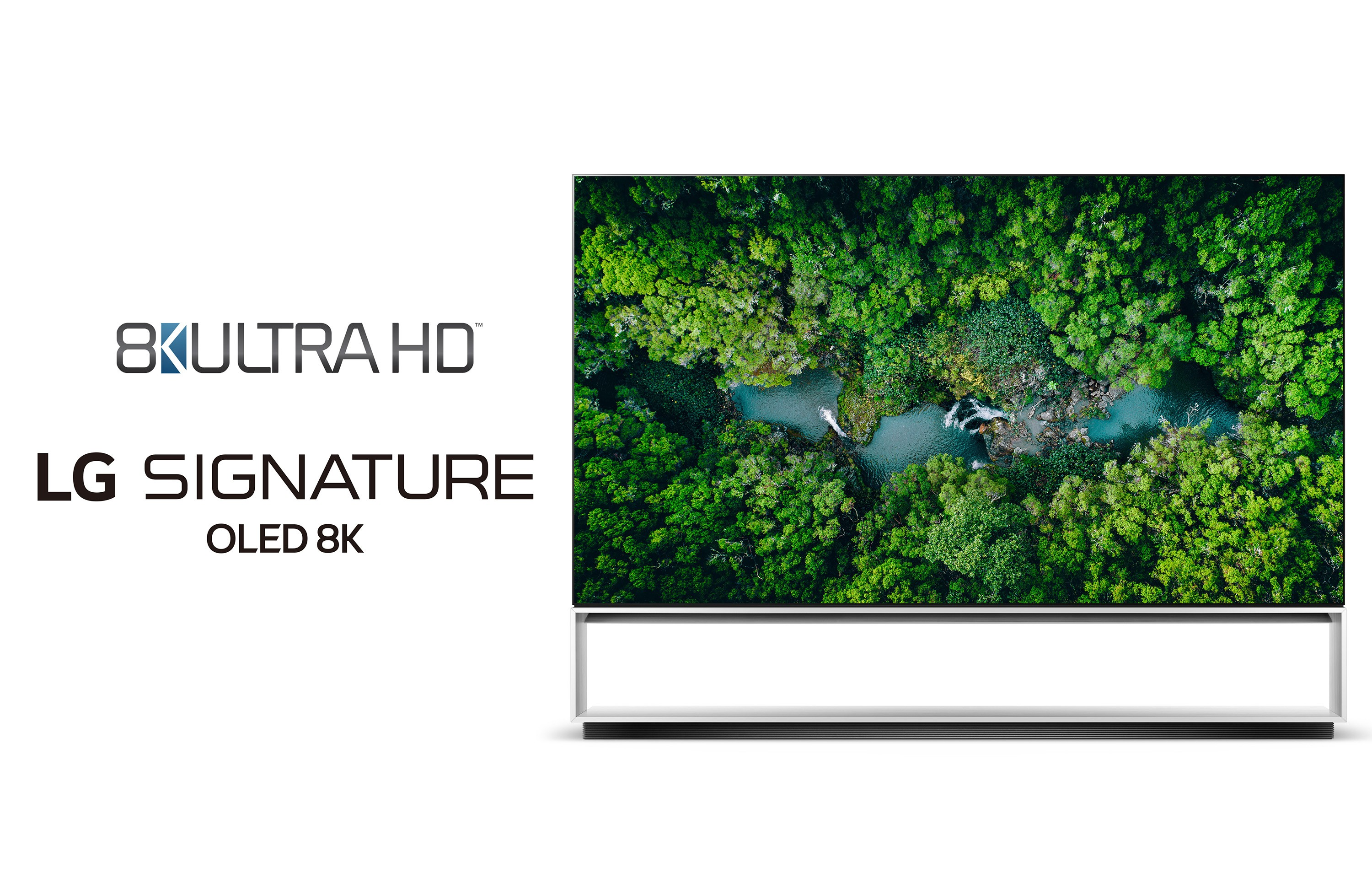 LG beats out Samsung with first industry-certified 8K Ultra HD TV