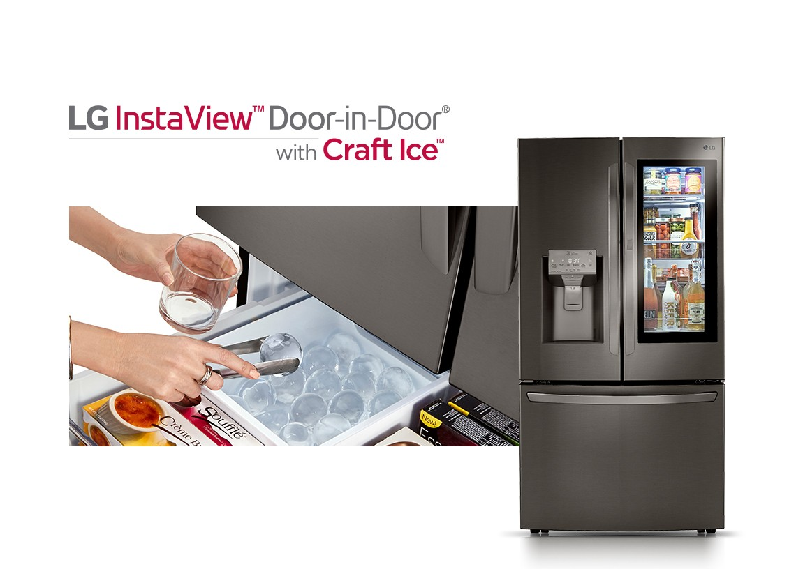 Kitchen of the future with LG