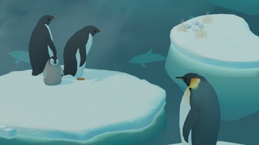 App Store Story: All penguins welcome