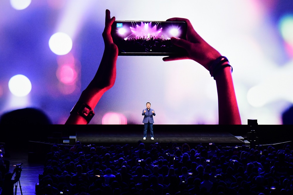 The most unforgettable moments of Galaxy unpacked 2020