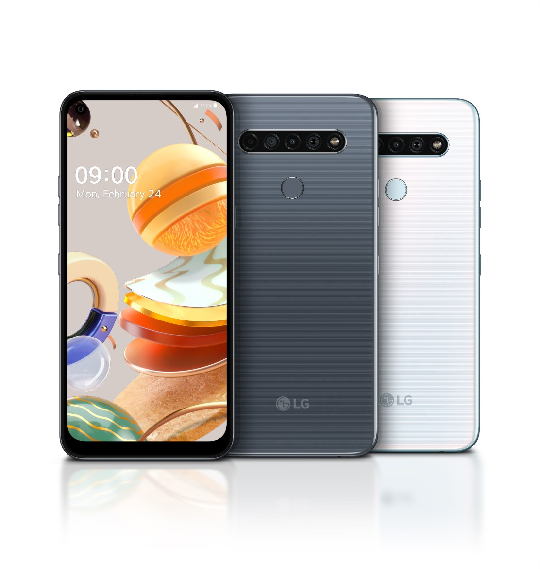 LG announces 2020 K series smartphone line-up with premium cameras