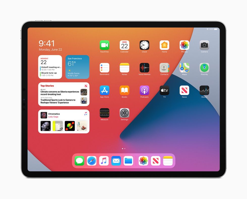 WWDC 2020: Apple announced the new iPadOS