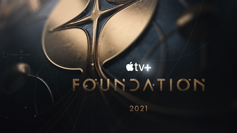 "Apple debuts ""Foundation"" teaser trailer at WWDC20"
