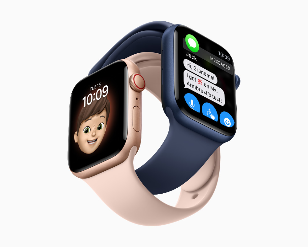 Apple extends the Apple Watch experience to the entire family