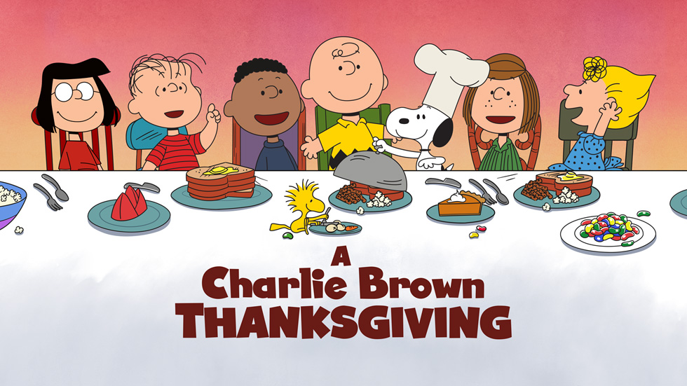 "Apple and PBS team up for special broadcast airings of ""A Charlie Brown Thanksgiving"" and ""A Charlie Brown Christmas"""