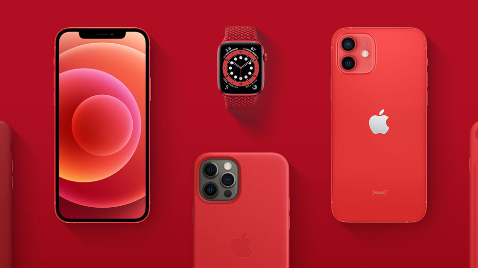 Apple expands partnership with (RED) to combat HIV/AIDS and COVID-19