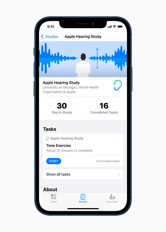 Apple Hearing Study shares new insights on hearing health